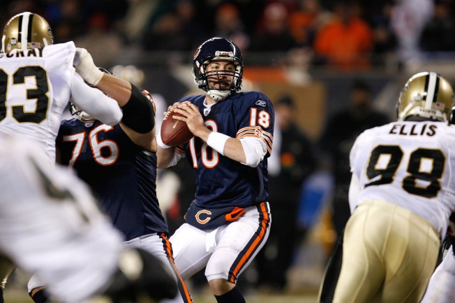 Bears Stun Saints in OT Win