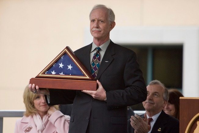 Sully to Get One More Super Honor