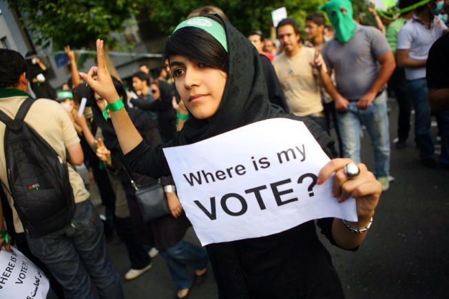 From Obama to Iran, Tech Ups the Political Ante