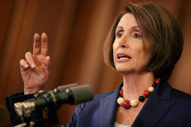"Weepy Pelosi: Health Care Rhetoric ""Very Frightening"""