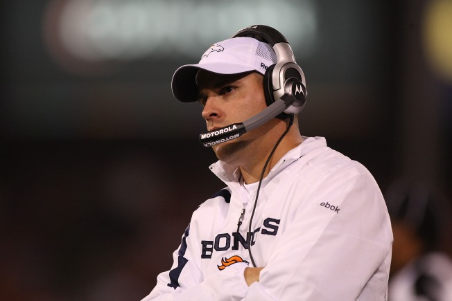 Josh McDaniels' Jump to the Pats Nothing to Get Worked Up Over