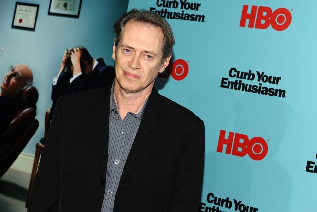 """Boardwalk Empire"" Lead Role Is Steve Buscemi's Dream Come True"