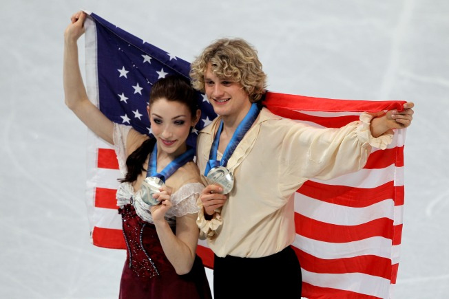 Team U.S.A. Clings to Lead In Medal Derby