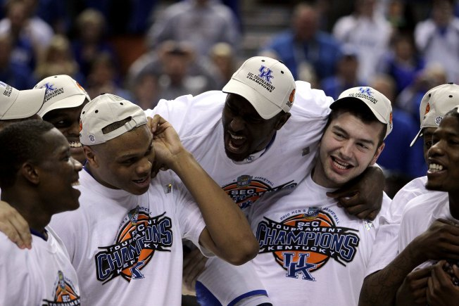 Howard: At Kentucky, a Different kind of Fab Five