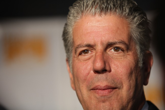 Bourdain Makes New Reservations in Beirut