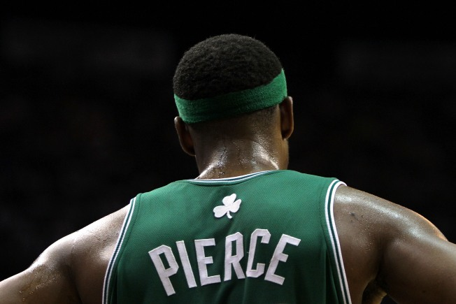 Celizic: Celtics Are Calm, Cool and Perhaps Title-Bound