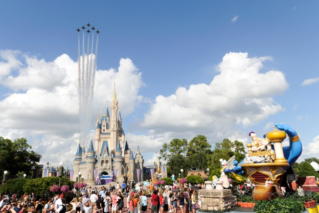 Disney Turns to Guests to Promote Theme Parks
