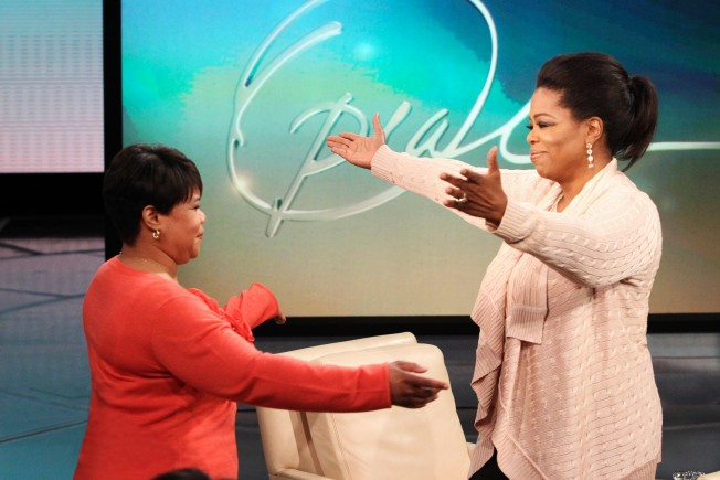 Oprah's Still Full of Surprises