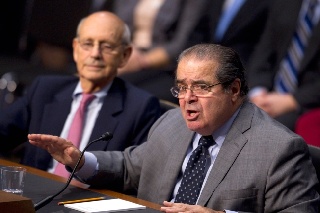 [NATL] Life and Accomplishments of Justice Antonin Scalia