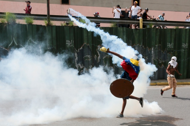 [NATL-MIA] Anti-Government Protests Continue in Venezuela