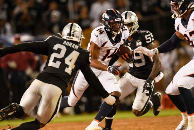 Raiders Rookie Safety Abram Apparently Lost for Season
