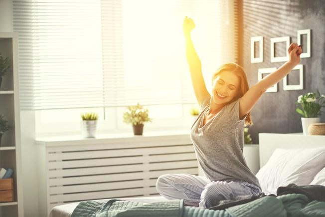 Sweat More, Sleep Better