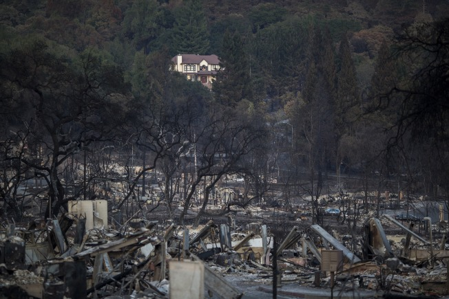 Santa Rosa Dentist Shoots, Kills Himself in Ruins of Home Burned in North Bay Wildfires