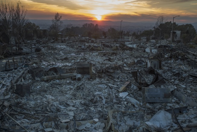 Sonoma County Supervisors Approve Ordinances to Help House Residents Displaced by Wildfires