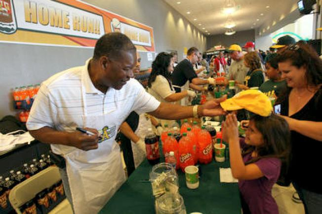 15th Annual Oakland A's Root Beer Float Day