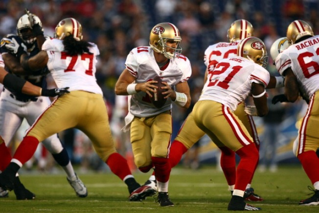 Niners End Pre-Season on a Positive Note