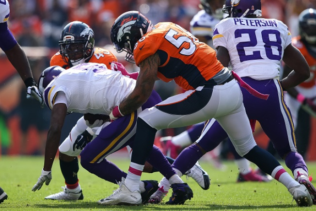 Raiders Will be Tested by Broncos' No. 1 Defense