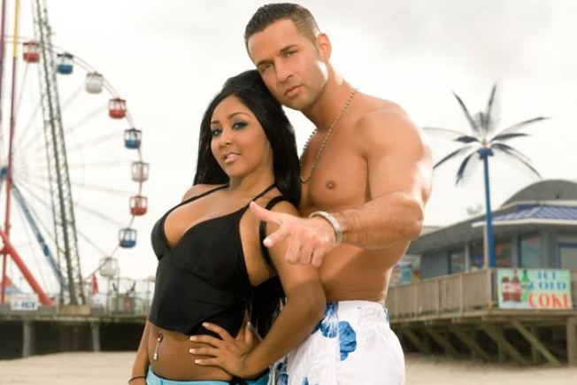 Jersey Shore Greases SF Food Wars' Wheel