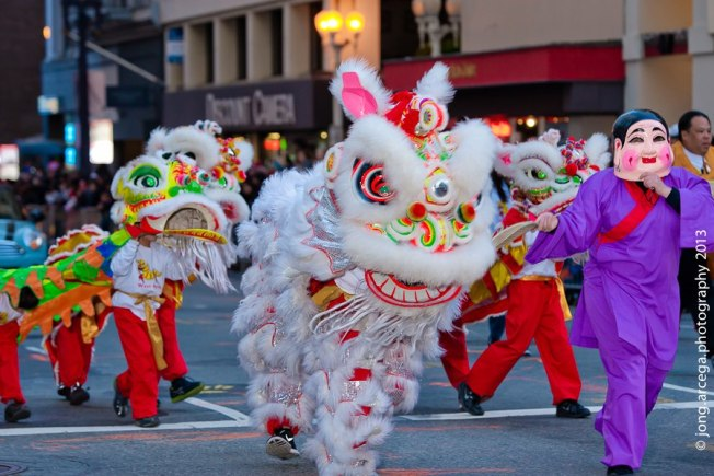 The Southwest Airlines Chinese New Year Festival and Parade of San Francisco