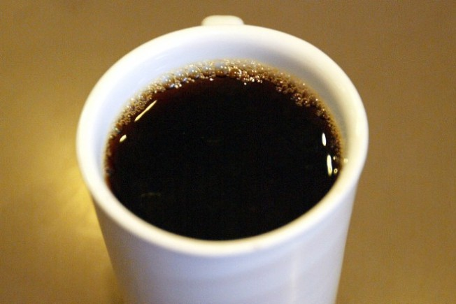 Man Robs Hotel With Hot Coffee