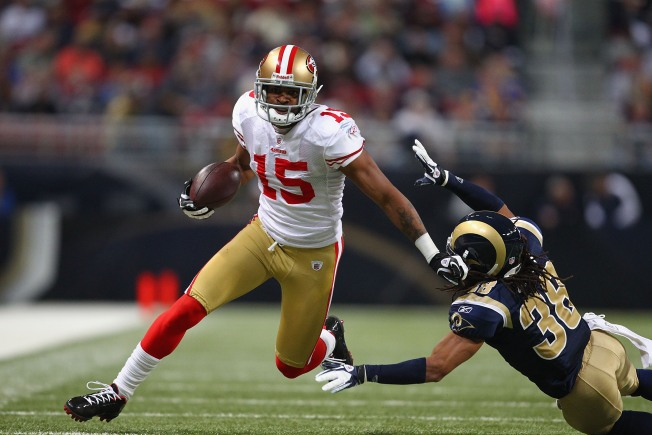 Niners Need to Upgrade Wide Receiving Corps