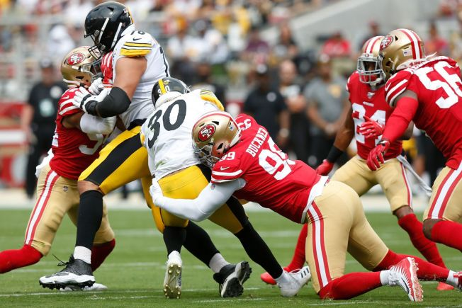 Niners' Defensive Line Could Have a Big Night