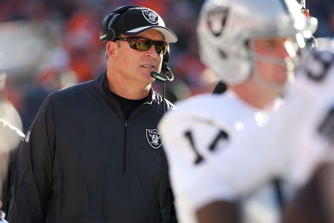 Raiders' Run Defense Will Get Good Test