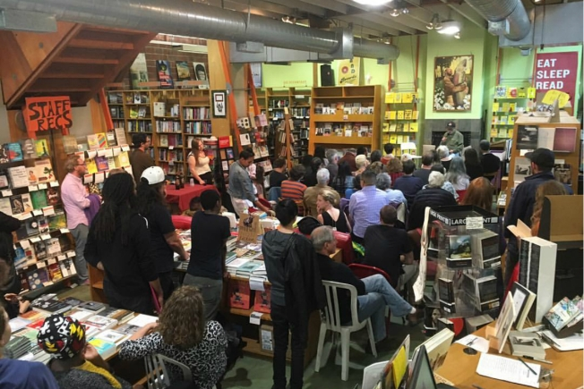Oakland's Diesel Bookstore Undertaking Crowd Lending Campaign