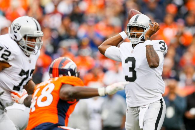 Amari Cooper, Michael Crabtree's Fantasy Outlook After Derek Carr's Back Injury