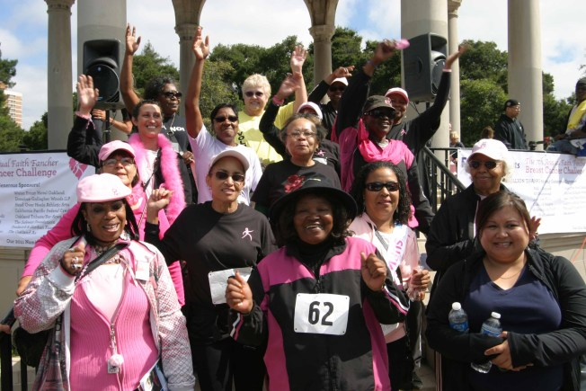 The 10th Anniversary Faith Fancher Breast Cancer Challange