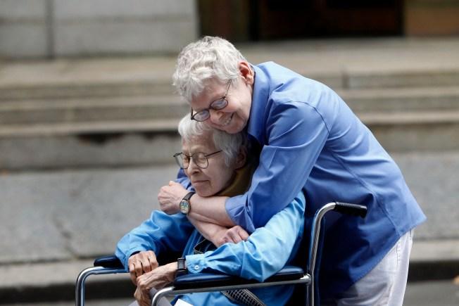 San Francisco's LGBT Seniors
