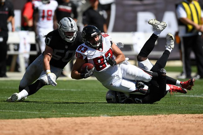 Raiders' Pass Defense Has Been a Weak Link