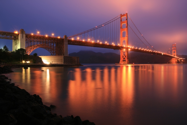 Golden Gate Bridge Toll Increases By $1