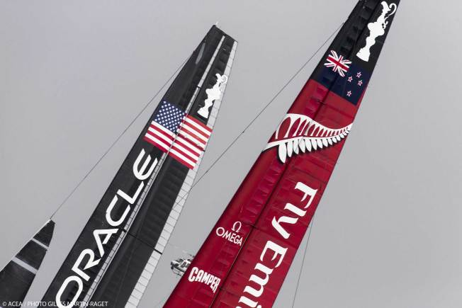 America's Cup Finals Start Saturday After Tragedy, Controversy