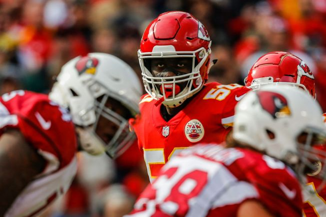 Niners Consulted With Staley on Trade for Dee Ford