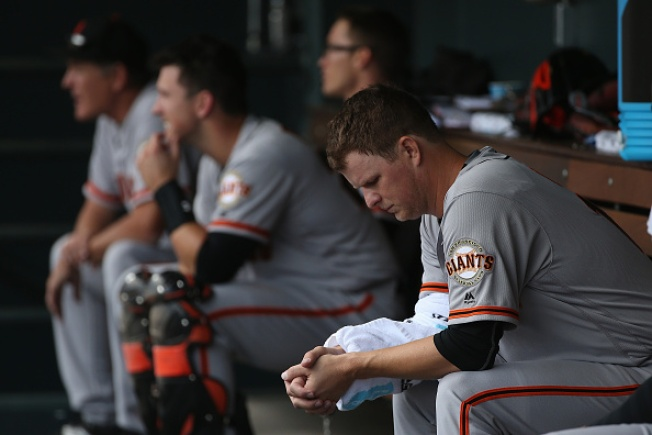 Cain Sharp Early, But Game Gets Away From Giants