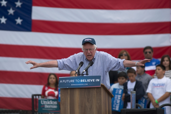 Bernie Sanders is Heading to Oakland This Week