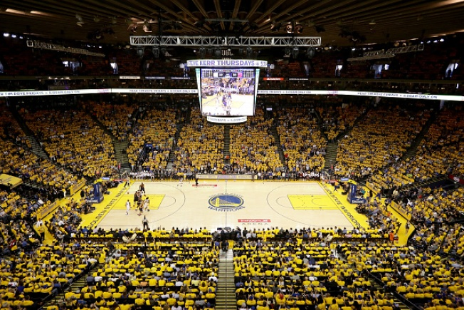 Warriors Fan Hospitalized After Falling From Upper Deck at Oracle Arena