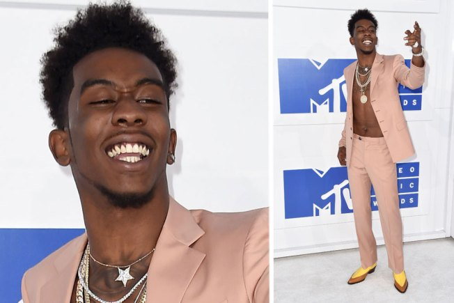 Rapper Desiigner Arrested on Weapons, Drug Charges