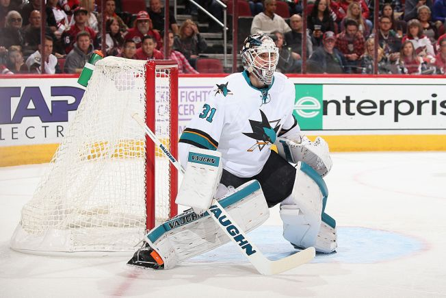 Sharks Score Early, Hang on for Home Win vs Canadiens