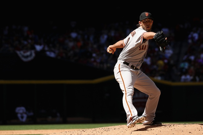Giants Bullpen Blows Bumgarner's Historic Opening Day