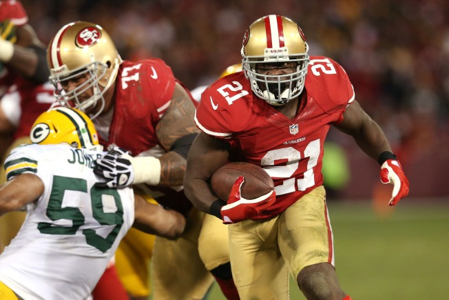 Packers are Vulnerable to 49ers' Running Game