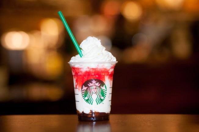 Starbucks Debuts Halloween 'Frappula'
