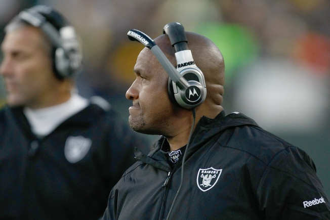 The Raiders Were Right To Fire Hue Jackson