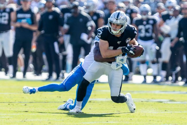 Raiders' Renfrow Is Earning Reputation as a Clutch Receiver