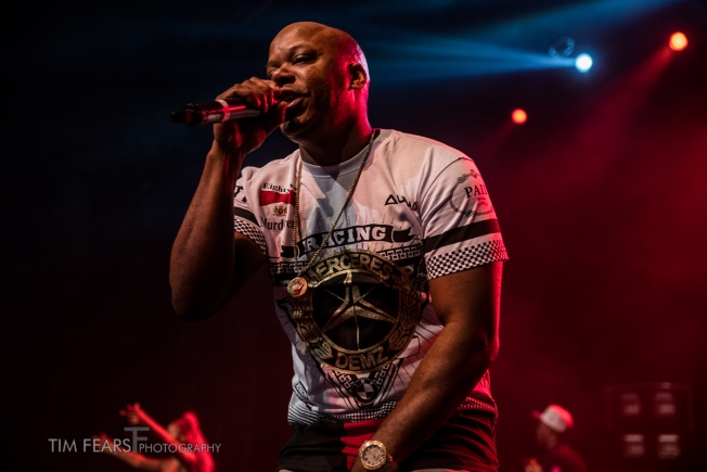 Rapper Too Short Headlines Bay Area Concerts, Events Aimed at Helping Wildfire Victims