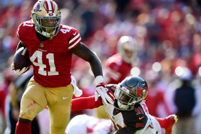 Niners' Jeff Wilson Will Get First NFL Start