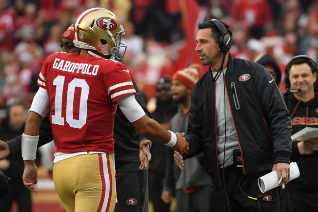 Analysts: Garoppolo's Play Has Been Exceptionally Good