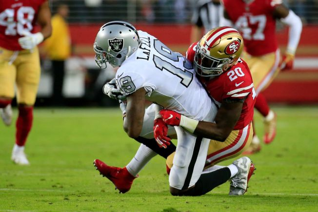Jimmie Ward Still Has Time to Win 49ers' Free Safety Role