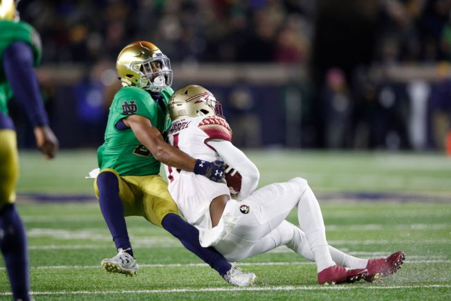 Raiders Could Find a Cornerback in Second Round